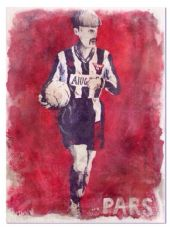 Peaky Pars - 20'' x 30'' Box Canvas Print